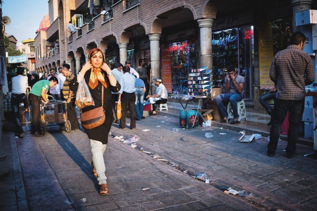 زنان و فضاهای عمومی شهری
