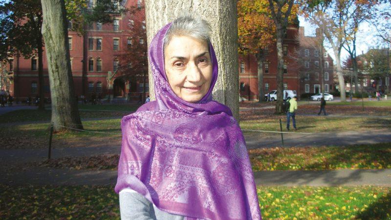 گفتوگو با پروفسور افسانه نجمآبادی