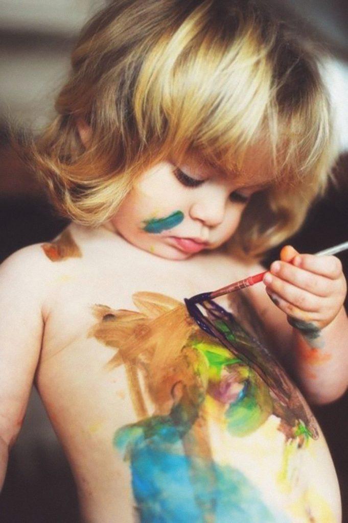 تصویر مثبت کودک از بدنش، چگونه؟
